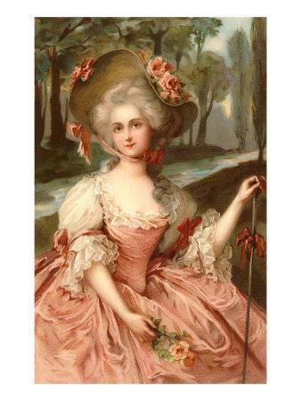 Gainsborough Lady