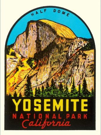 Half-Dome, Yosemite National Park