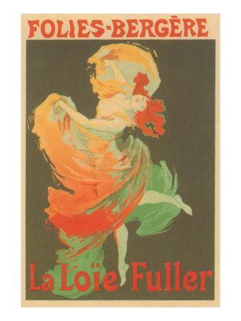 Folies-Bergere, La Loie Fuller
