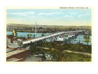 Broadway Bridge, Little Rock, Arkansas