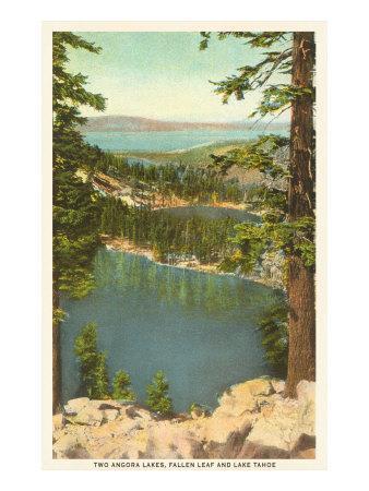 Lakes Near Lake Tahoe