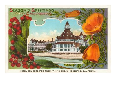 California Christmas, Hotel Del Coronado
