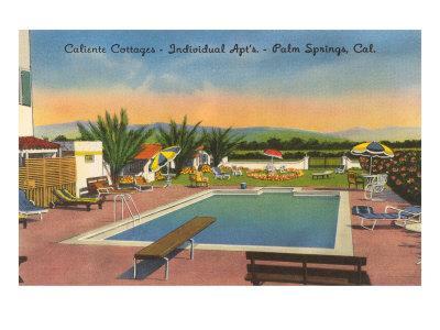 Caliente Cottage, Palm Springs, California