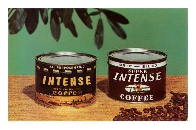 Intense Coffee