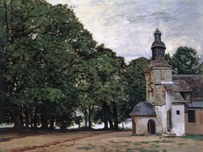 La Chapelle De Notre-Dame De Grace, Honfleur