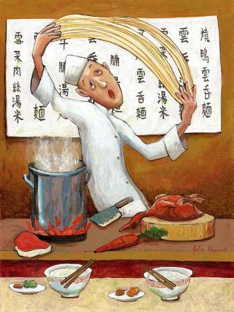 Chinese Noodle Chef