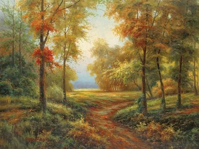 Early Autumn Path