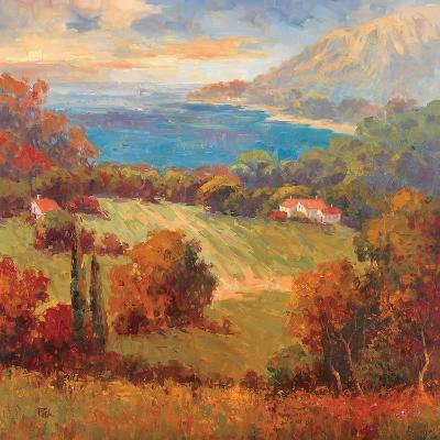 Tuscan Hill View