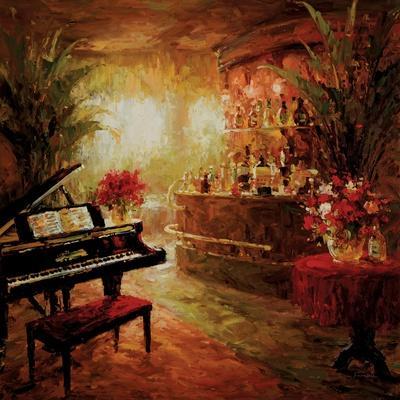 Illuminated Lounge