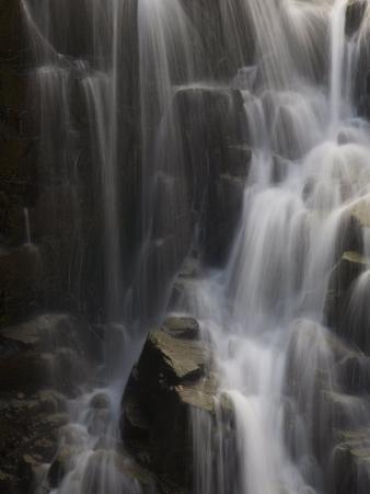 Edith Falls, Mount Rainier National Park, Washington, United States of America, North America