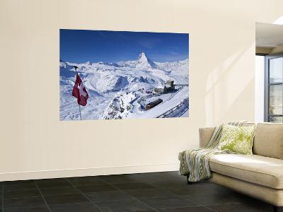 Gornergrat Mountain, Zermatt, Valais, Switzerland