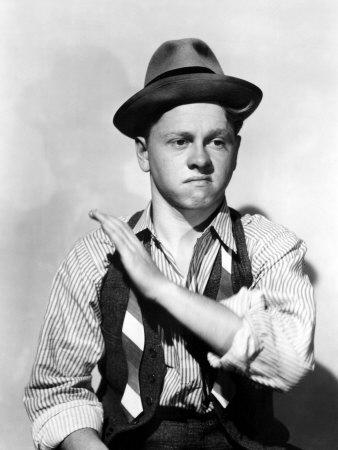 Boys Town, Mickey Rooney, 1938