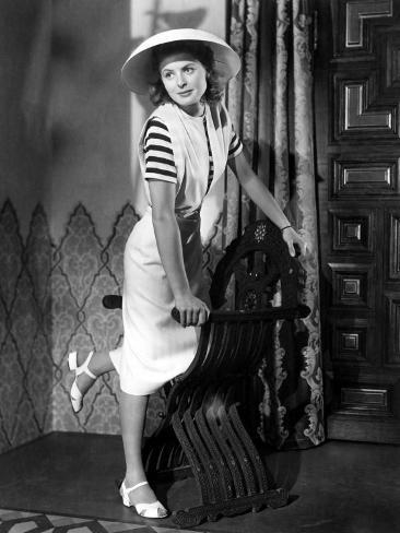 Ingrid Bergman voice