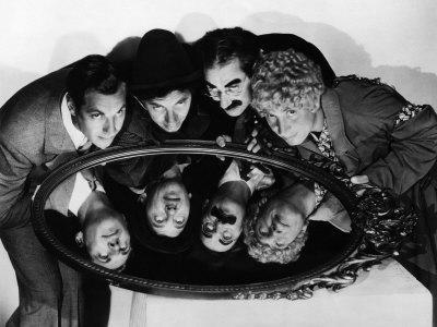 Duck Soup, Zeppo Marx, Chico Marx, Groucho Marx, Harpo Marx, 1933