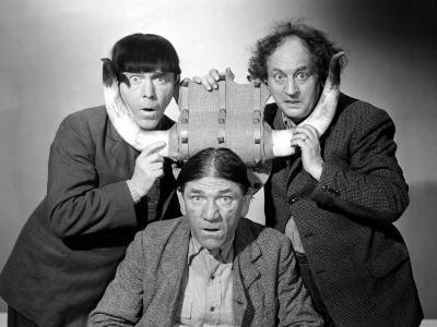 The Three Stooges, Gold Raiders, Moe Howard, Shemp Howard, Larry Fine 1951