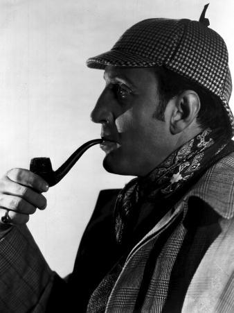 Hound of the Baskervilles Basil Rathbone as Sherlock Holmes, 1939