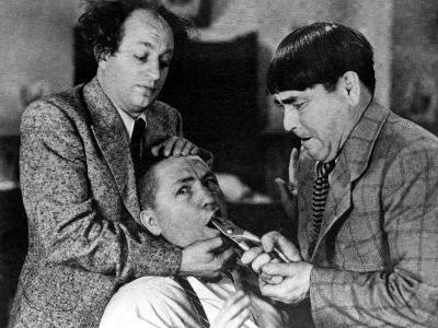 The Three Stooges, I Can Hardly Wait, Larry Fine, Curly Howard, Moe Howard 1943