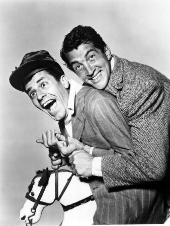 Money from Home, Jerry Lewis, Dean Martin, 1954, Toy Horse