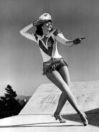 Reveille with Beverly, Ann Miller, 1943