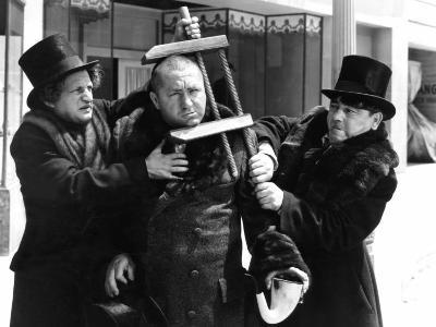 The Three Stooges, So Long Mr Chumps, Larry Fine, Curly Howard, Moe Howard 1941