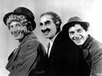 At the Circus, Harpo Marx, Groucho Marx, Chico Marx, 1939