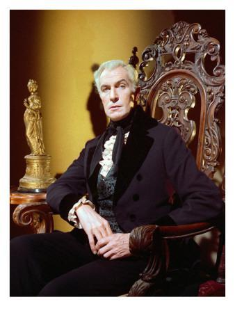 House of Usher, Vincent Price, 1960