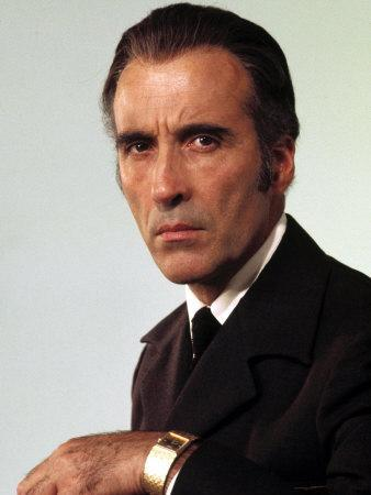 The Man with the Golden Gun, Christopher Lee, 1974