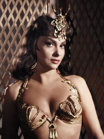 Solomon and Sheba, Gina Lollobrigida, 1959