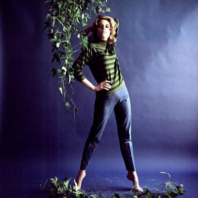 Jane Fonda in the 1960s