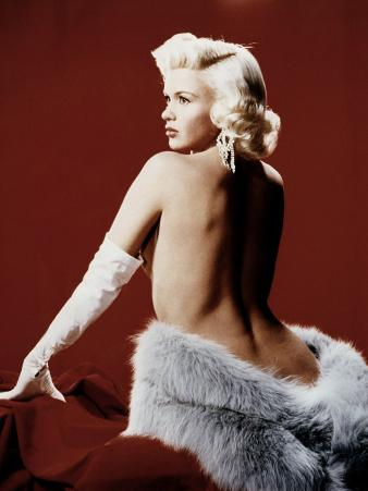 Jayne Mansfield, c.1958