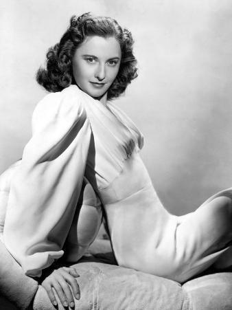 Barbara Stanwyck, March 7, 1946