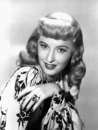 Barbara Stanwyck, Paramount Publicity Photo, 1943