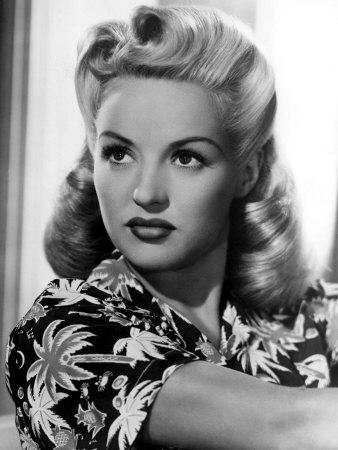 Betty Grable, c.1940