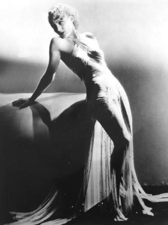 Portrait of Carole Lombard, c.1930s