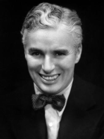Charlie Chaplin, Looking Dapper, 1936