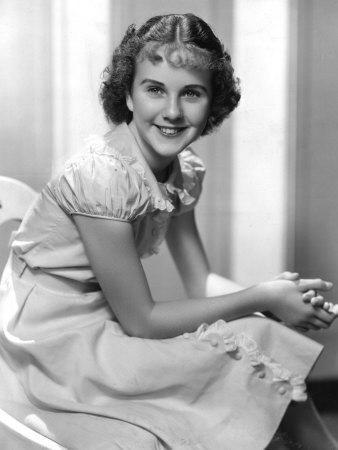 Deanna Durbin, 1936