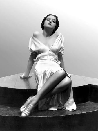 Dorothy Lamour, 18 Years Old, 1933