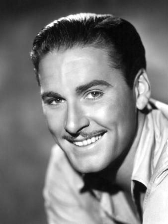 Errol Flynn, September 22, 1938