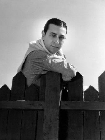 George Raft, 1933