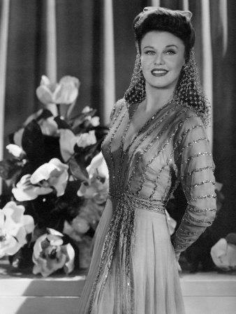 Ginger Rogers, c.1943