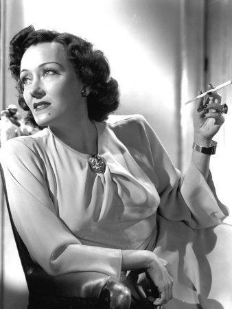 Gloria Swanson, c.1940s