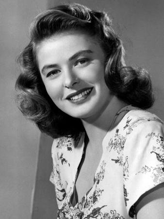 Ingrid Bergman, 1945