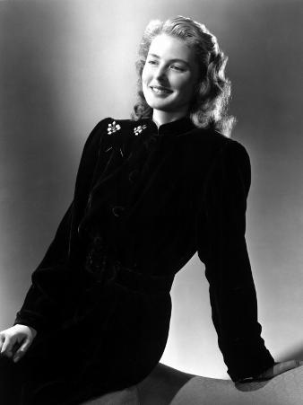 Ingrid Bergman, Portraitc.1946