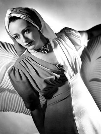 Portrait of Joan Crawford, c.1940