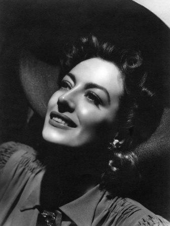 Joan Crawford, 1940s
