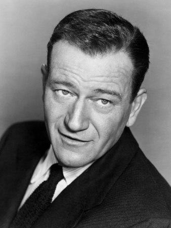John Wayne, 1956