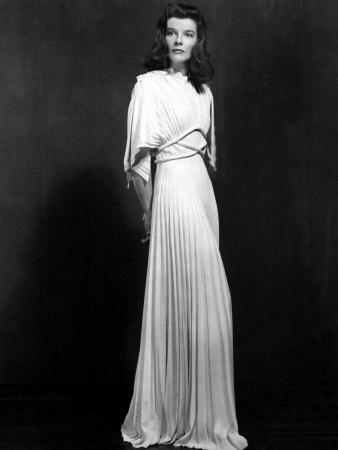 The Philadelphia Story, Katharine Hepburn at the Time of the Stage Production, 1940