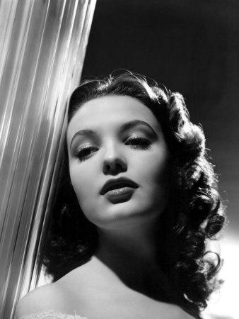 Linda Darnell, 1940