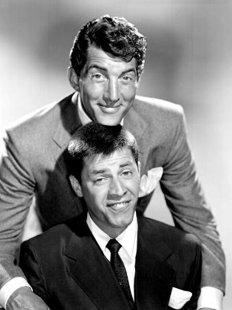 Dean Martin and Jerry Lewis, 1952