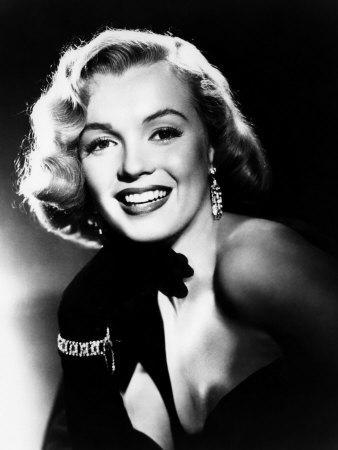 Marilyn Monore, Mid 1950s